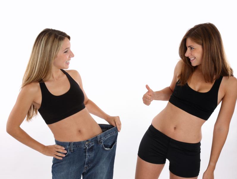 Быстрое похудение